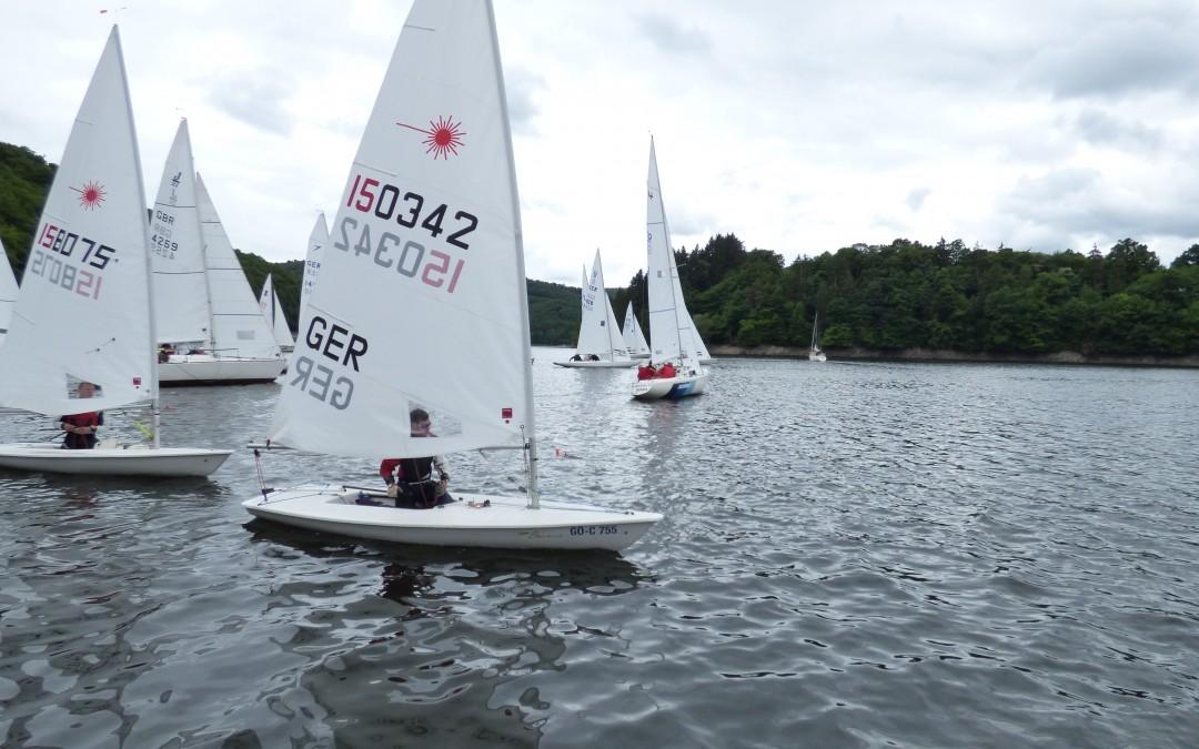 Um die Wurscht – Regatta des Segelclub Asel-Süd – 3. Lauf zur Ederseemeisterschaft
