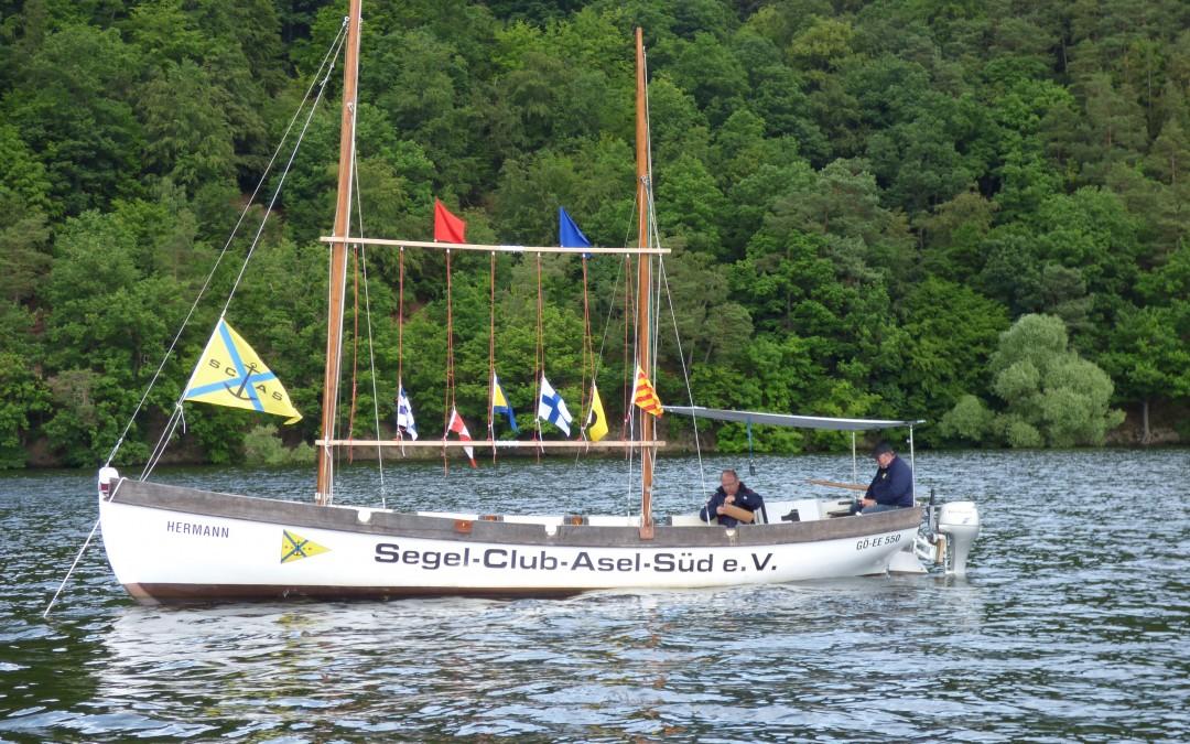 Freundschaftsregatta und Sommerfest SCAS